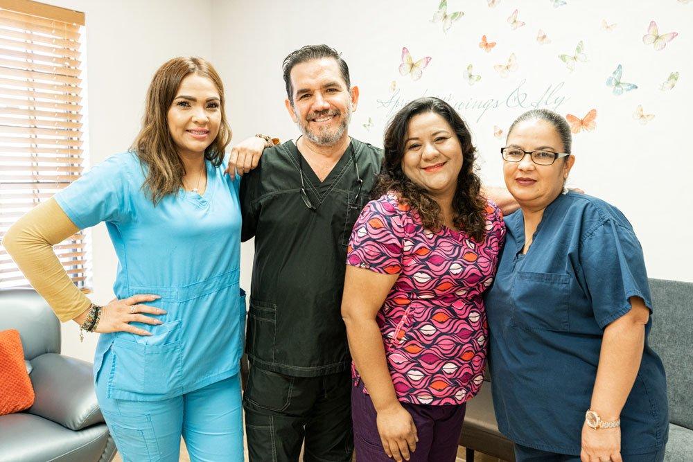 Dr-Moguel-Dental-Implants-Team-Los-Algodones