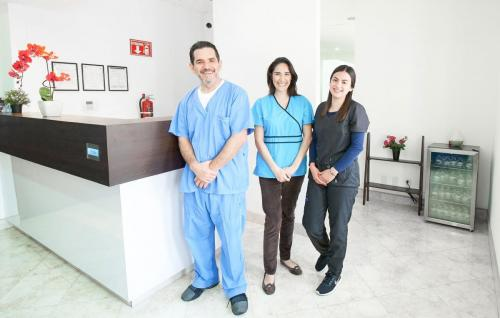 Dr Moguel's Dental Team in Tijuana